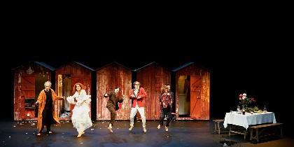 Shake - FOP - Teatro de la Abadía