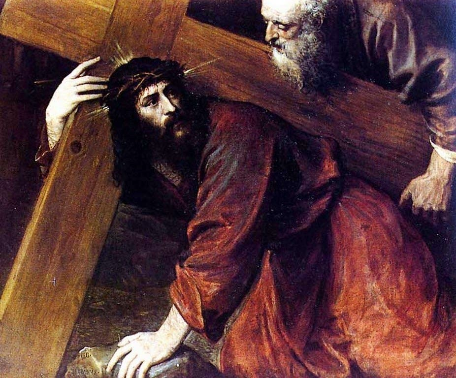 Una semana santa light o apasionada opini n for Cuadros religiosos modernos