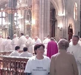 Fieles de Friol y Guitiriz reclaman el retorno de su párroco