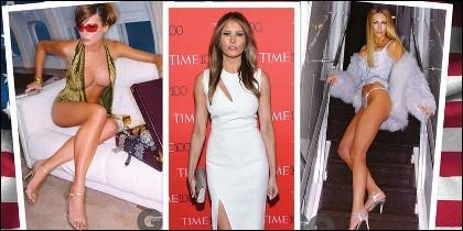 Melania Trump, la conejita Play Boy que ha llegado a primera dama de EEUU.
