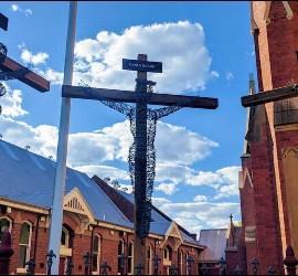 La cruz de los emigrantes