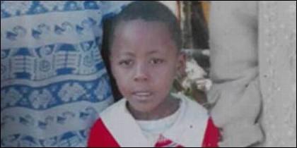 Joy Wangari, asesinada a golpes en Kenia.