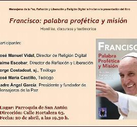 Invitación a la presentación del libro