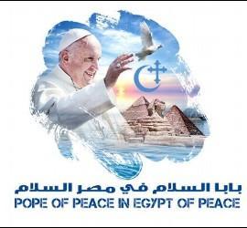 Viaje del Papa a Egipto