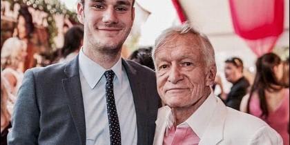 Hefner padre e hijo