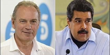 Bertín Osborne y Maduro