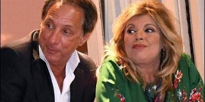 Alejandro Rubio y Terelu