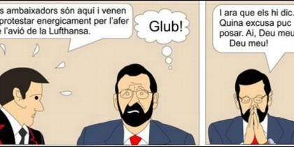 Comic de la ANC.