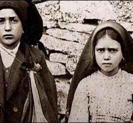 Francisco y Jacinta, los pastores santos de Fátima