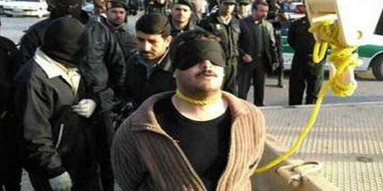 Ejecución en Irán
