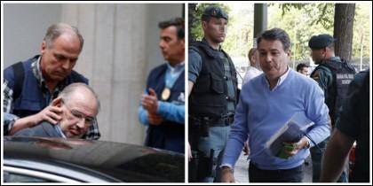 Rodrigo Rato e Ignacio González, detenidos.
