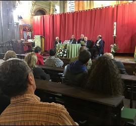 Presentación del libro en San Antón