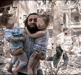 El dolor, la muerte y el terror, se han cebado en Siria