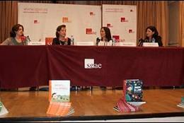 Presentación de los libros en San Pablo