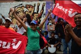 Marcha del silencio en Venezuela