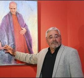 Gonzalo Jiménez, secretario general de la Fundación Las Edades del Hombre