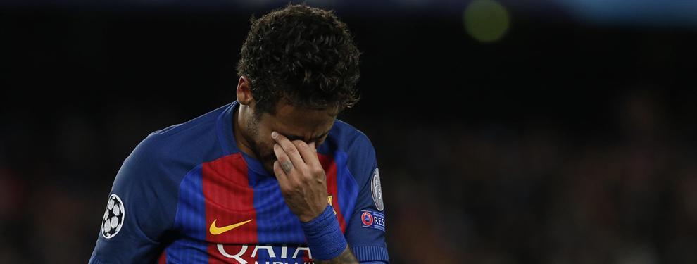 La guerra por Neymar deja herida en el vestuario del Barça (y Messi alza la voz)