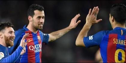 Top secret: la charla entre pesos pesados del Barça de cara al Clásico