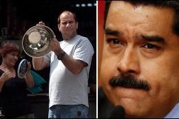 Maduro y las cacerolas