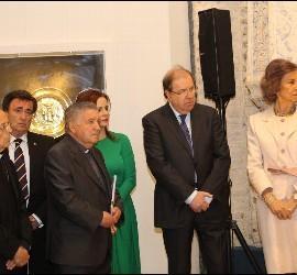 La Reina Sofía, en Cuéllar