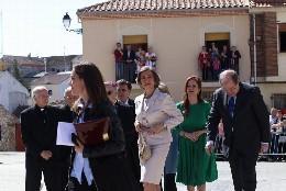 Doña Sofía, en Cuéllar