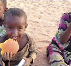 Misiones Salesianas lucha contra el hambre en Kenia