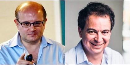 Pedro Revaldería y Santiago Botello (PRODUCCIONES MANDARINA).
