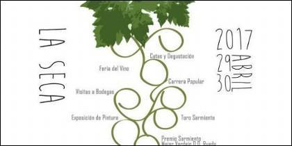 Cartel anunciador de la X Fiesta del Verdejo