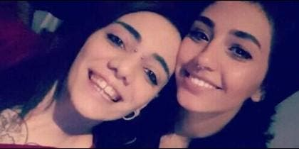 María Jimena Rico y Shaza Ismail.