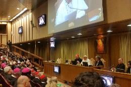 Papa Francisco, con Acción Católica