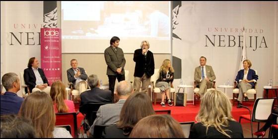 Presentación del Grado en Diseño de Interiores de la Universidad Nebrija e IADE.