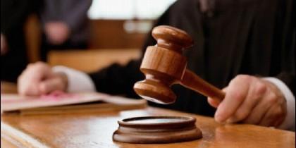 Juez, Tribunal, Justicia y sentencia.