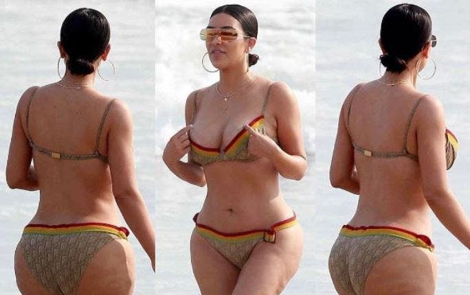El culo de Kim Kardashian, foto a foto - EL MUNDO