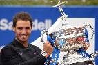 Rafa Nadal, campeón del Godó.