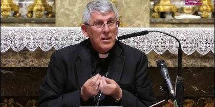 El arzobispo de Toledo, Braulio Rodríguez