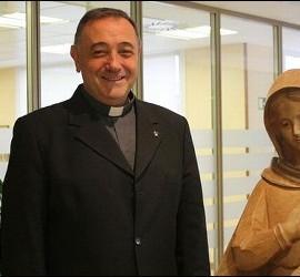 Luis Ángel de las Heras Berzal, obispo de Mondoñedo-Ferrol