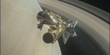 La misión Cassini llegará a su fin el 15 de septiembre