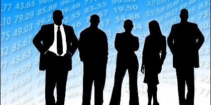 Ibex 35, Bolsa, valores, economia, empresa y finanzas.