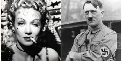 Marlene Dietrich planeó matar a Hitler en 1936.