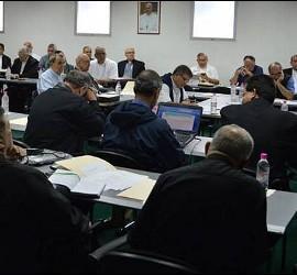 Reunión de los obispos venezolanos