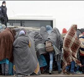 El drama de los refugiados en Europa