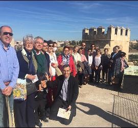 Delegación ecuménica en Mérida-Badajoz