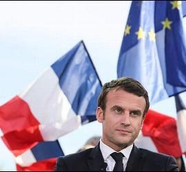 Emmanuel Macron, el nuevo presidente de Francia
