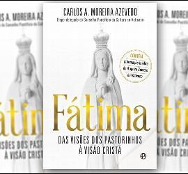 Libro de monseñor Azevedo sobre Fátima