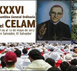 La Asamblea del CELAM y la canonización de Romero
