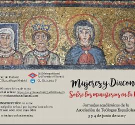 Mujeres y Diaconado, congreso de la Asociación de Teólogas