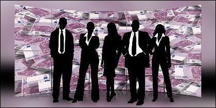 Ibex 35, Bolsa, empresa, inversión y finanzas.