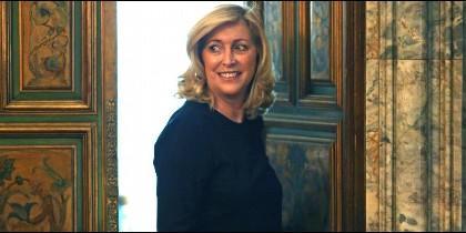La delegada del Gobierno de Madrid Concepción Dancausa.
