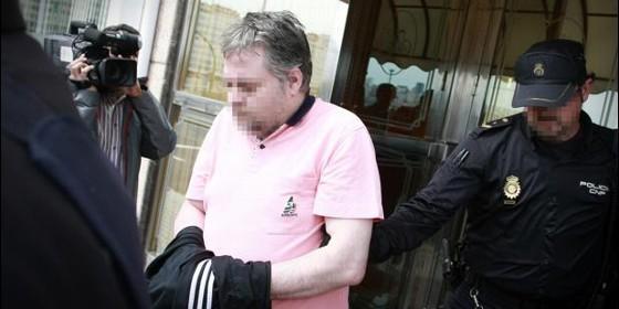 El padre del niño asesinado en Oza-Cesuras (La Coruña).