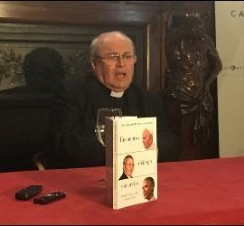 El cardenal Ortega, hoy, en Madrid